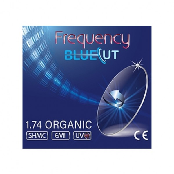 Frequency BlueCut 1.74 ASP SHMC