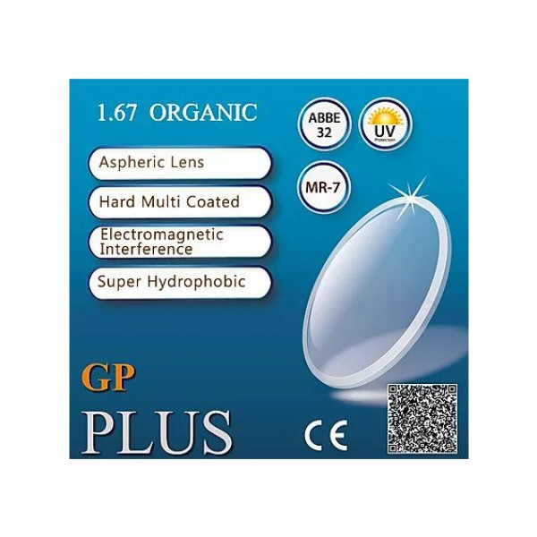 GP Plus 1.67 ASP SHMC