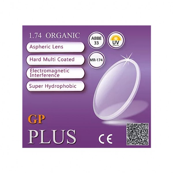 GP Plus 1.74 ASP SHMC