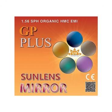 GP Plus 1.56 SPH Sunlens Mirror HMC