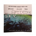 Optimix Sky 1.56 HMC Photochromic Brown