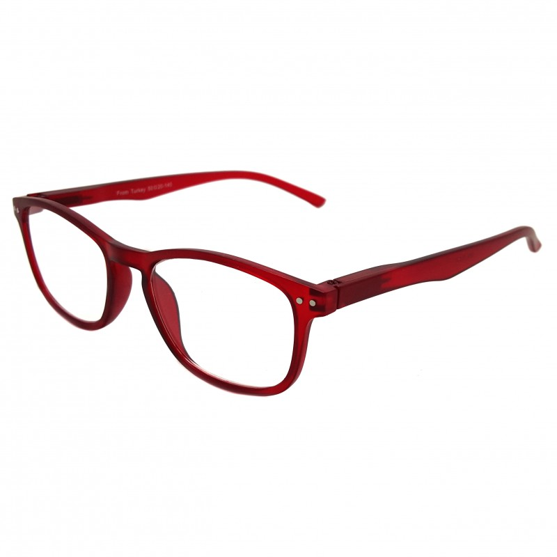Acetate series s Claret red