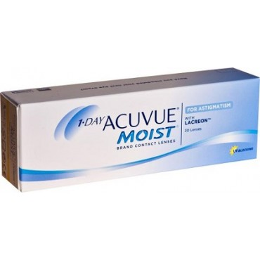 Acuvue 1 Day Moist Toric